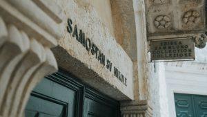Vrata samostana