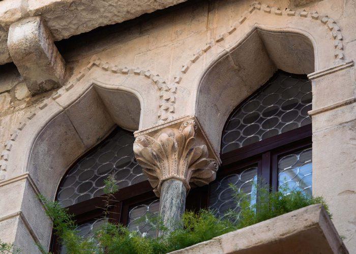 Prozor samostana
